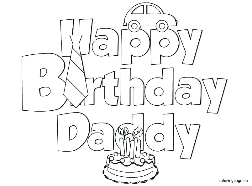 804x595 Coloring Pages For Dad I Love My Daddy Coloring Pages American Dad