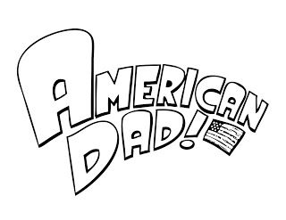 320x247 American Dad Agen Smith Adult Cartoon Colouring Pages