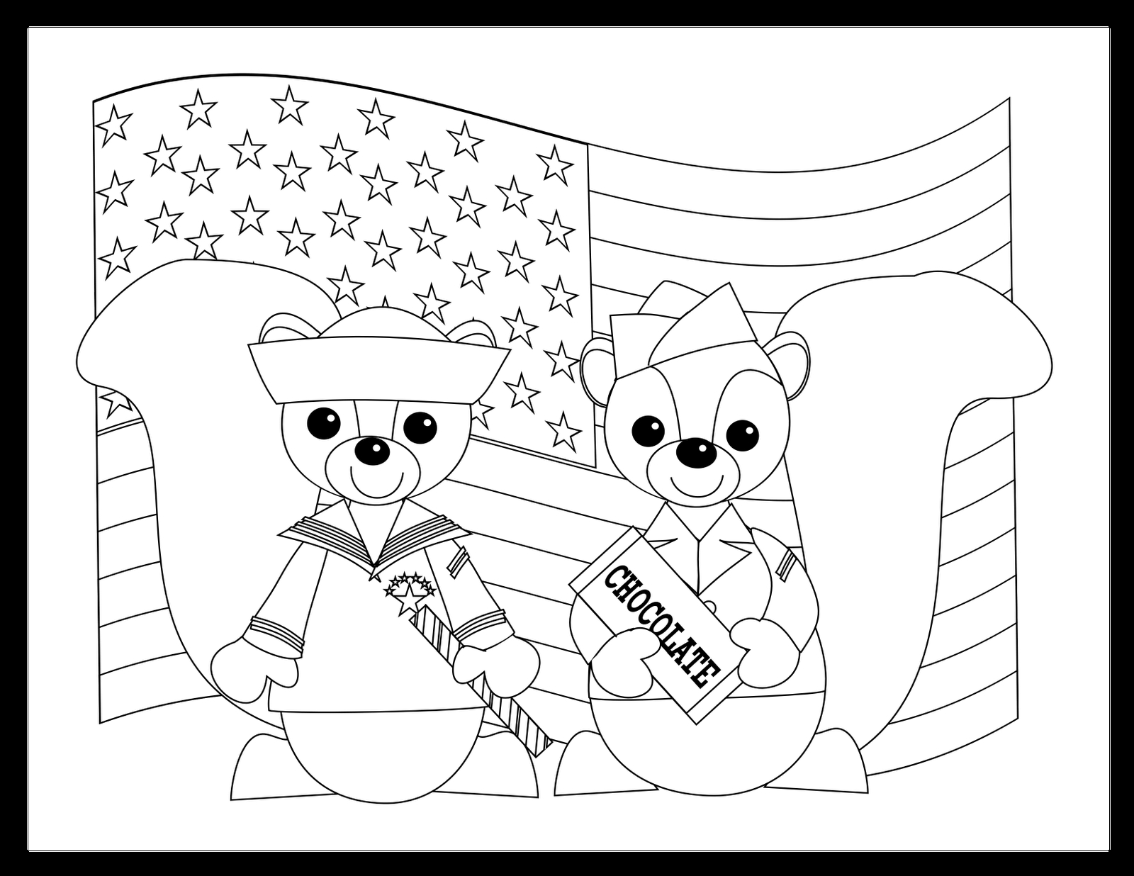 1600x1236 Astonishing Waving American Flag Coloring Page With Veterans Day