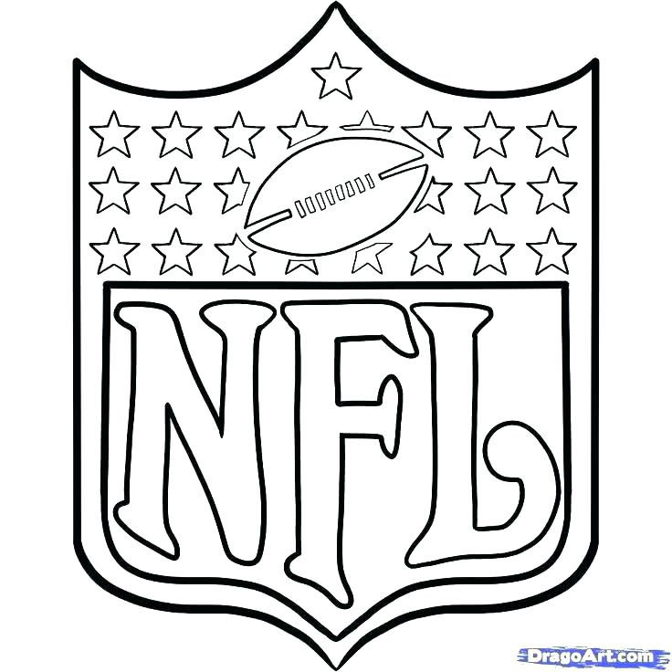 736x736 Football Printable Coloring Pages Football Le Coloring Pages