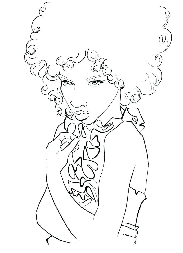 736x1013 American Girl Coloring Page Girl Coloring Pages Best Girl Coloring