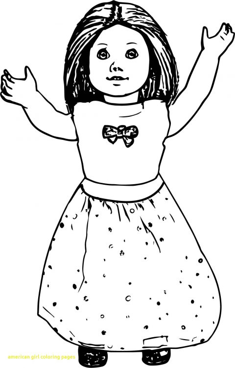 American Girl Coloring Pages Julie at GetDrawings.com | Free ...