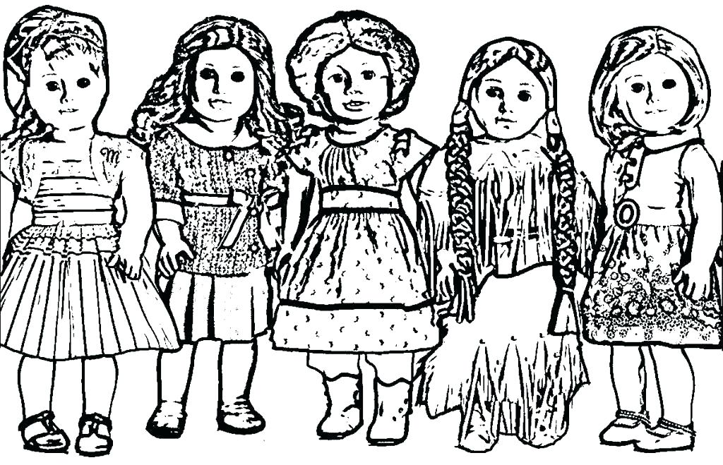 1024x659 Kit Kittredge American Girl Coloring Pages
