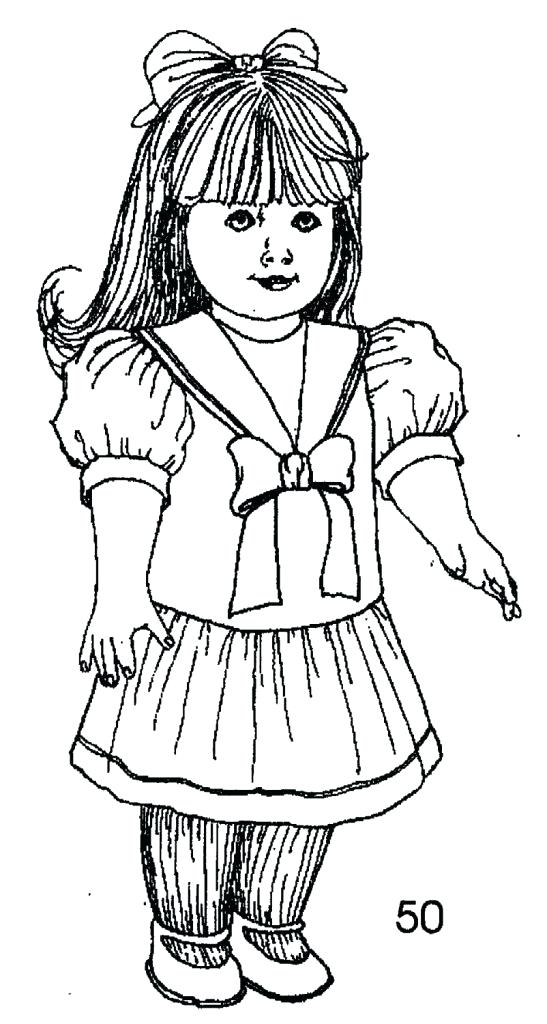 547x1024 American Girl Coloring Page Coloring Pages Of Girl Dolls Coloring