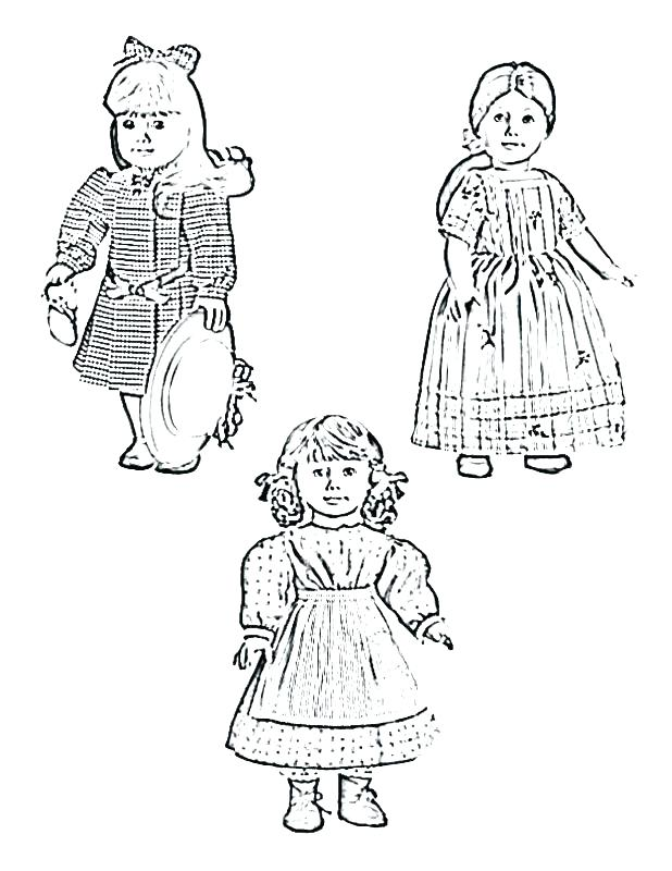 618x800 American Girl Color Pages Girl Doll Coloring Book Girl Coloring