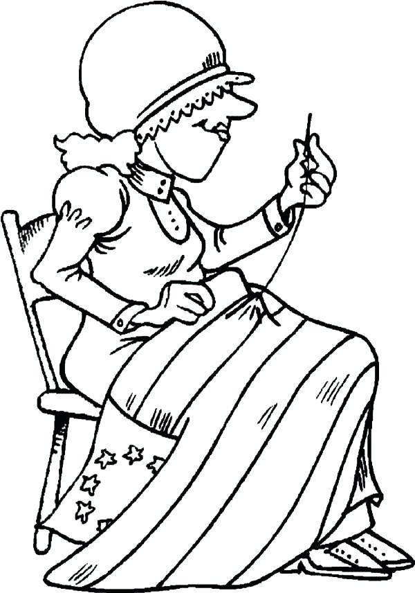 600x856 American Revolution Coloring Pages Cortefocal Site