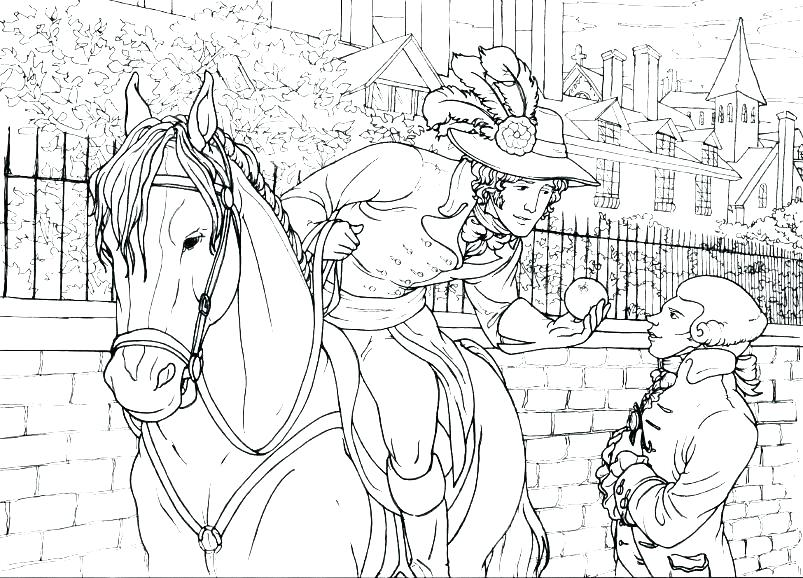 803x578 American Revolution Coloring Pages Revolution American Revolution