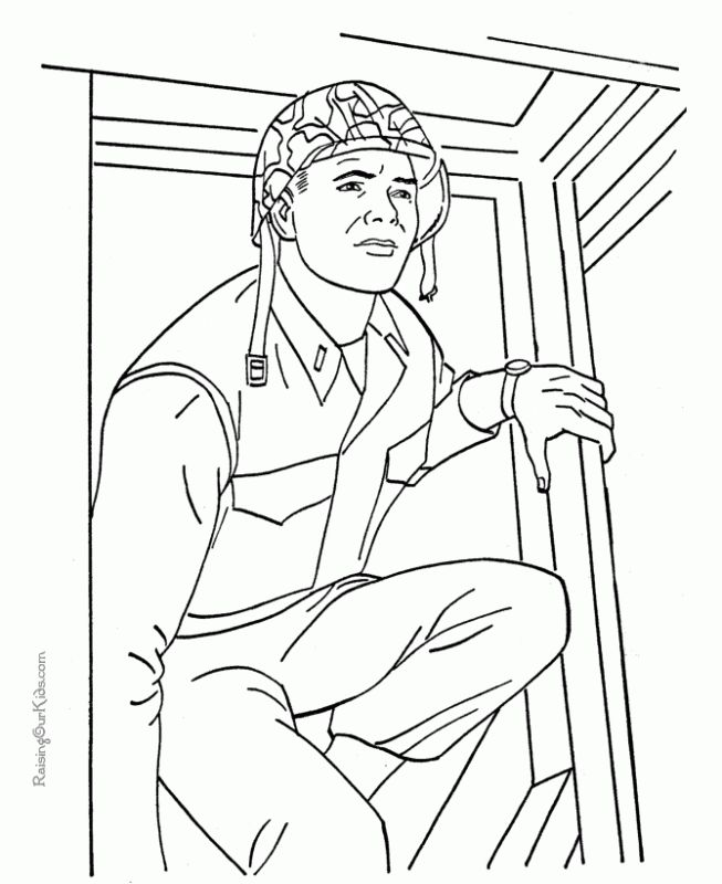 653x800 Us Military Army Coloring Pages Online Printable Fun Coloring