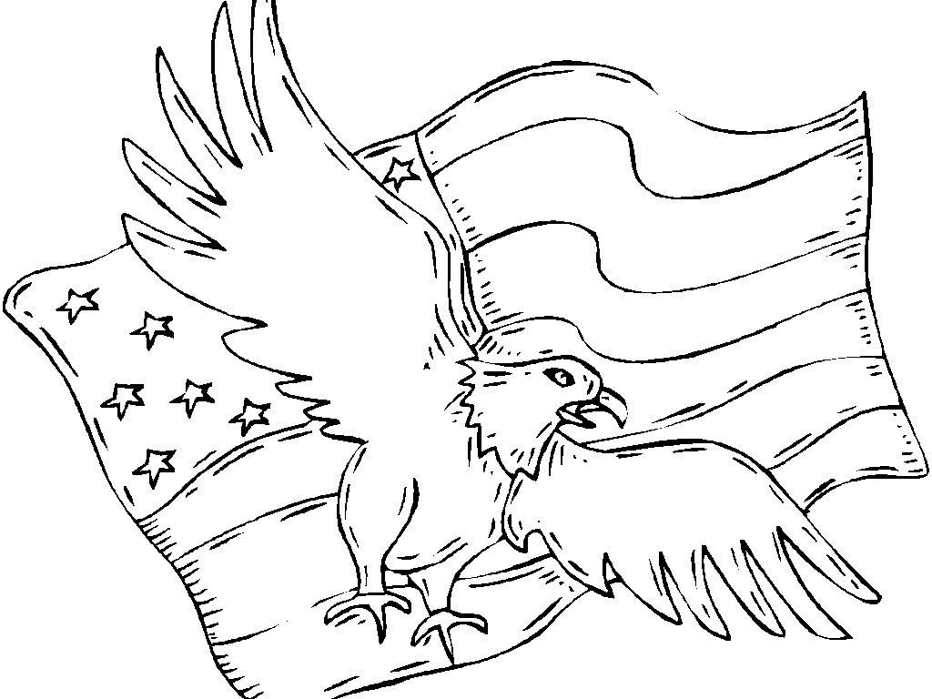 1024x768 Pictures Us Symbols Coloring Pages For Your Free Printable Adult