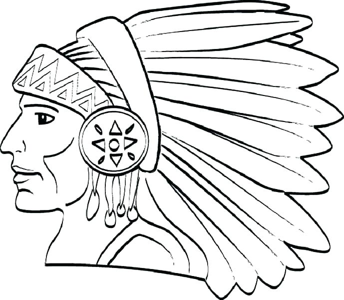 689x600 American Symbols Coloring Pages Native Symbols Coloring Pages