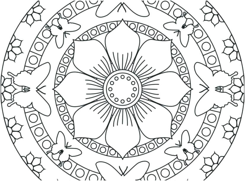 827x609 Creative Haven Christmas Mandalas Coloring Book With Mandala