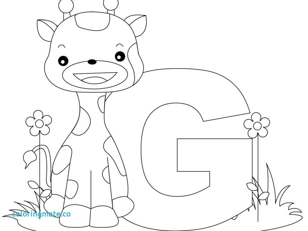 1024x768 Letter G Coloring Pages
