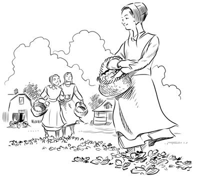 396x370 Baker Book House Tim Foley Illustration Page