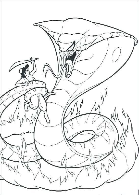 567x794 Anaconda Coloring Page Snake Coloring Pages Snake Coloring Pages