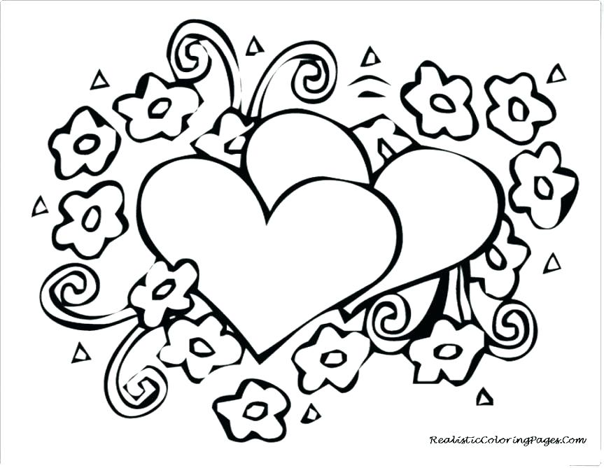 863x669 Anatomy Coloring Page Heart Anatomy Coloring Pages Human Heart