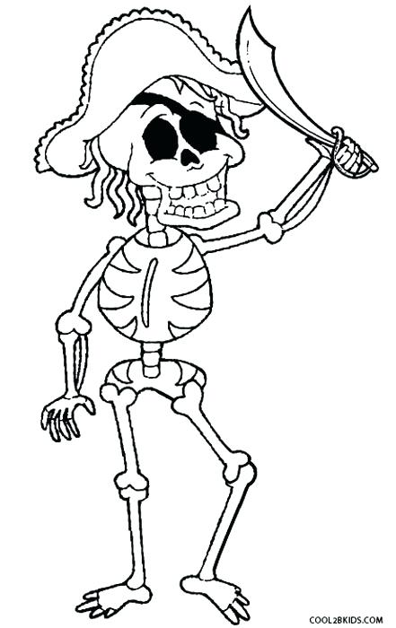 441x700 Skeleton Coloring Page Skeleton Coloring Pages Printable Skeleton
