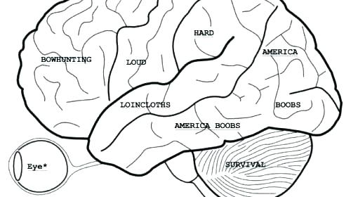 500x280 Free Printable Human Anatomy Coloring Pages
