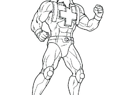 440x330 Muscle Coloring Pages Anatomy Coloring Book Muscles As Well As