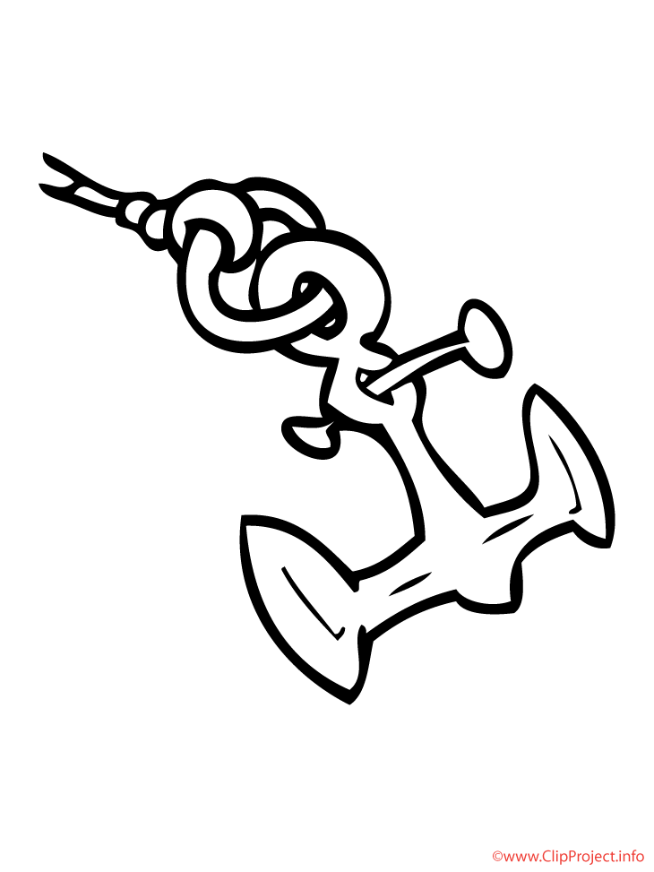 730x973 Anchor Coloring Pages