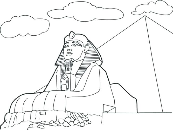 667x500 Ancient Egypt Coloring Pages Ancient Coloring Pages Ancient