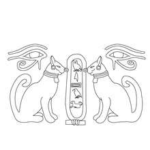 220x220 Egypt Coloring Pages