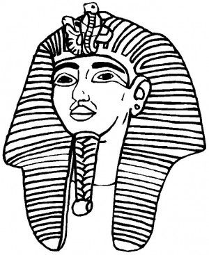 300x367 Best Ancient Egypt Coloring Book Images On Ancient