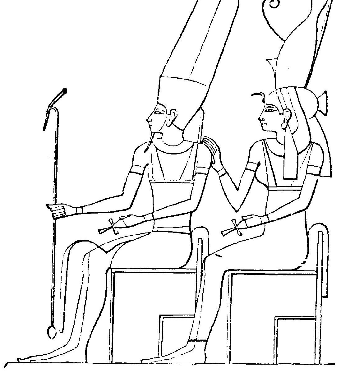 1097x1200 Plagues Of Egypt Coloring Sheet To Print History Egyptian Page