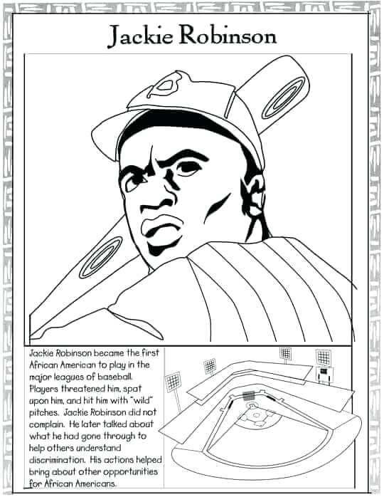 540x698 History Coloring Pages Black History Month Coloring Sheets Free