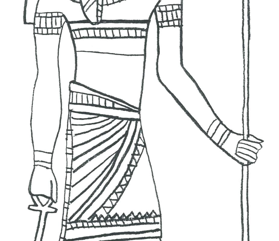 925x800 Egyptian Coloring Page Coloring Pages Coloring Page Coloring Page