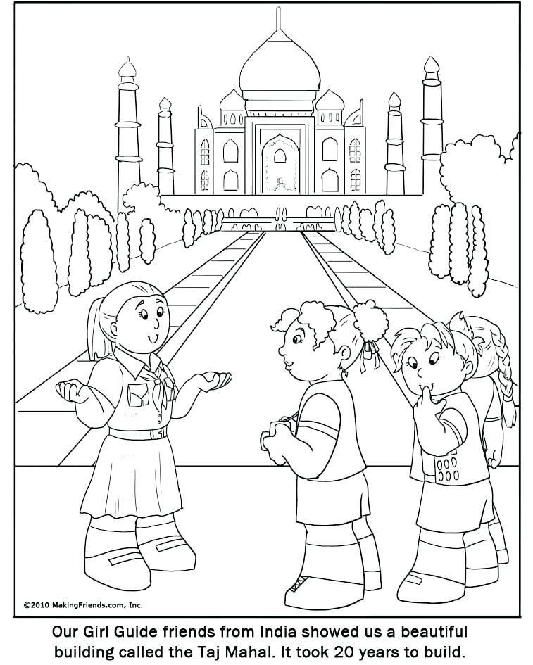 757x945 India Coloring Page Epic Ancient India Coloring Pages Print Pin