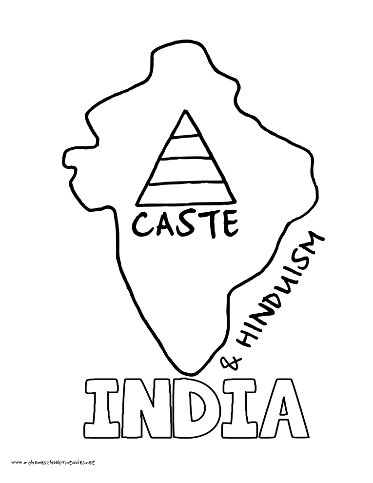 Ancient India Coloring Pages At Getdrawings Com Free For Personal