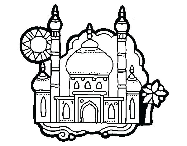 600x470 Perfect Ancient India Coloring Pages Component