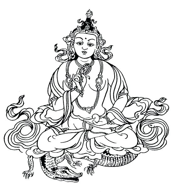 561x611 Coloring Ancient India Coloring Pages Mythology Gods