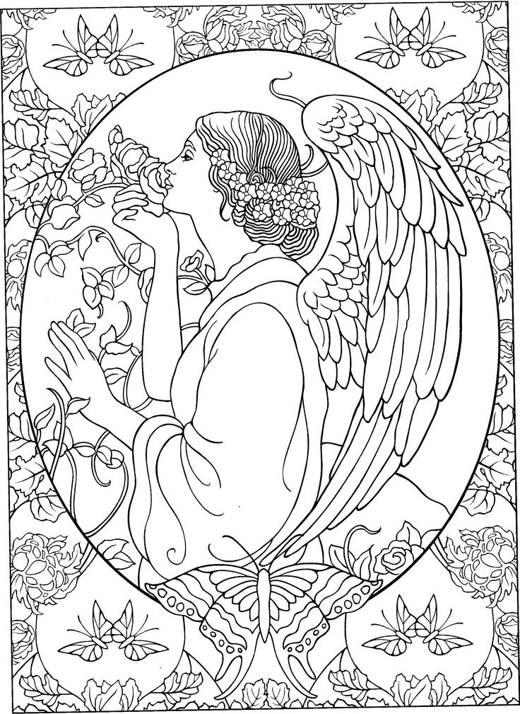 736x1009 Best Coloring Pages To Print