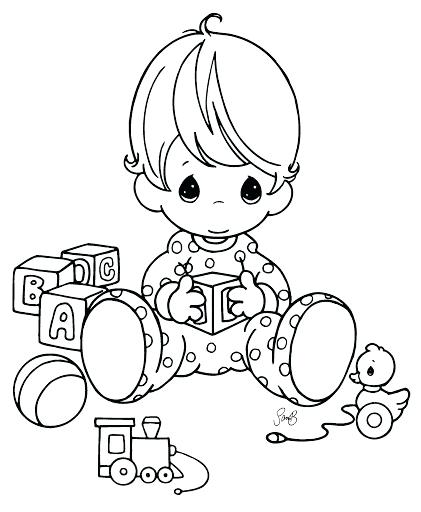 421x512 Precious Moments Baby Coloring Pages Precious Moments Baby