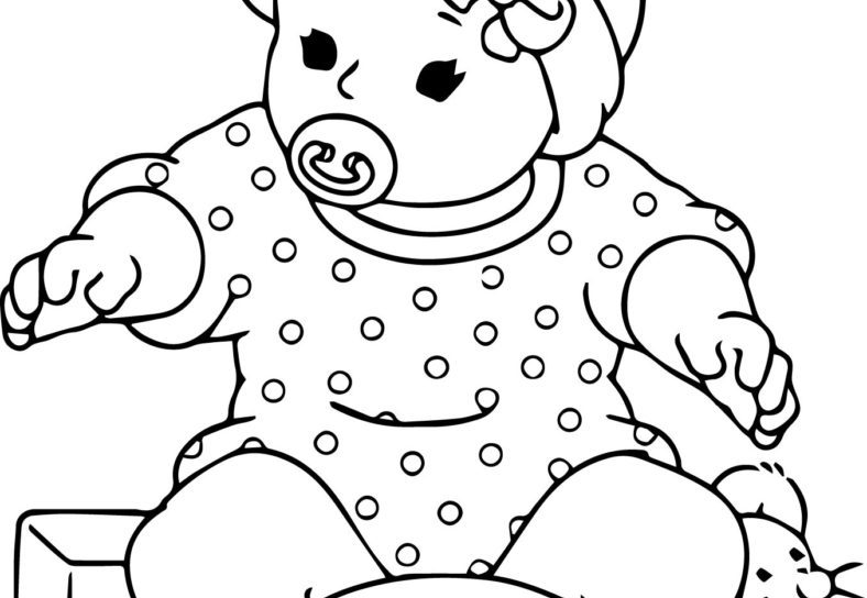 788x544 The Boss Baby Coloring Pages For Kids Free Printable Boy Shower