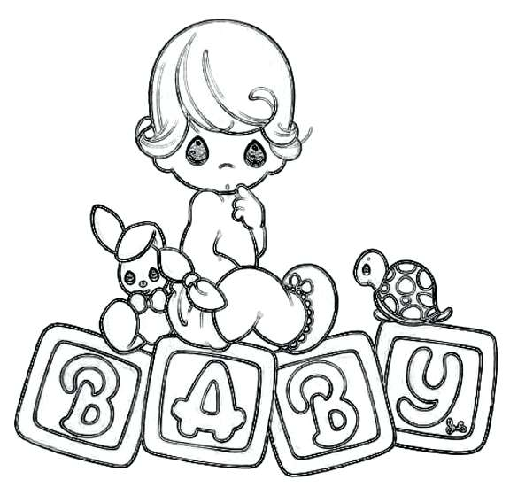 576x559 Color Pages To Printmary And Angel Baby Coloring Pages Free Online