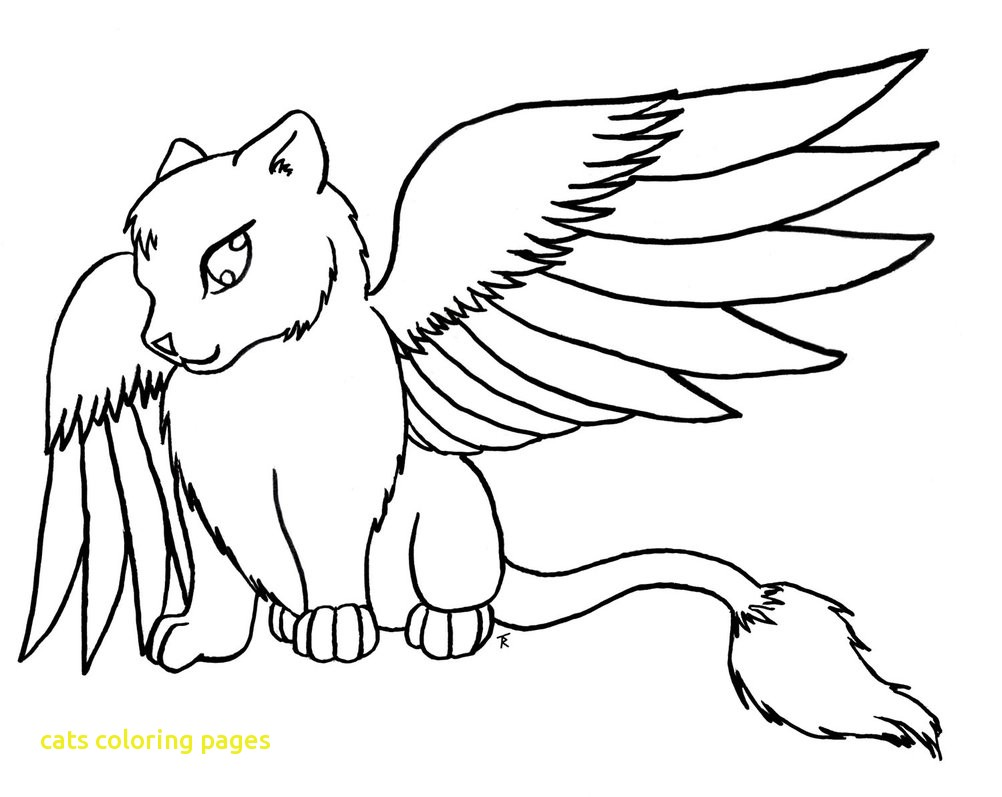 1002x797 Cats Coloring Pages With Cat Coloring Pages Free Printable