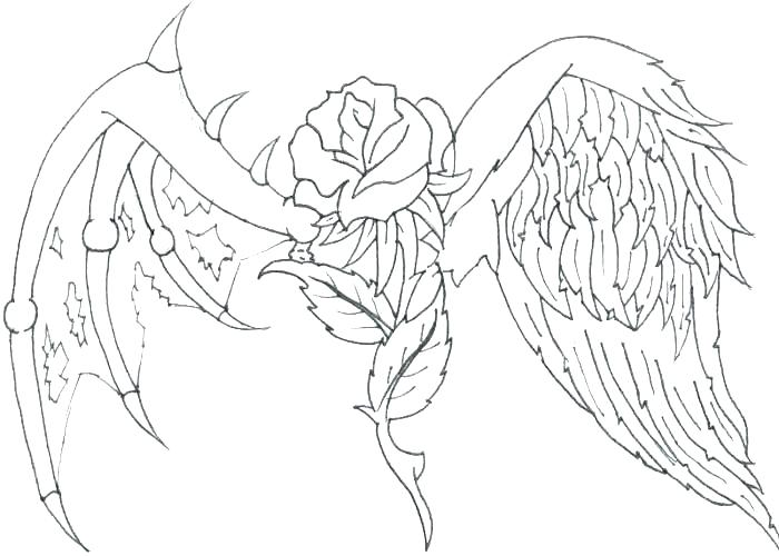 700x500 Angel Coloring Pages Printable Related Post Printable Angel