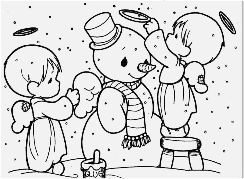 827x609 Angel Coloring Pages For Adults Pics Coloring Pages Christmas