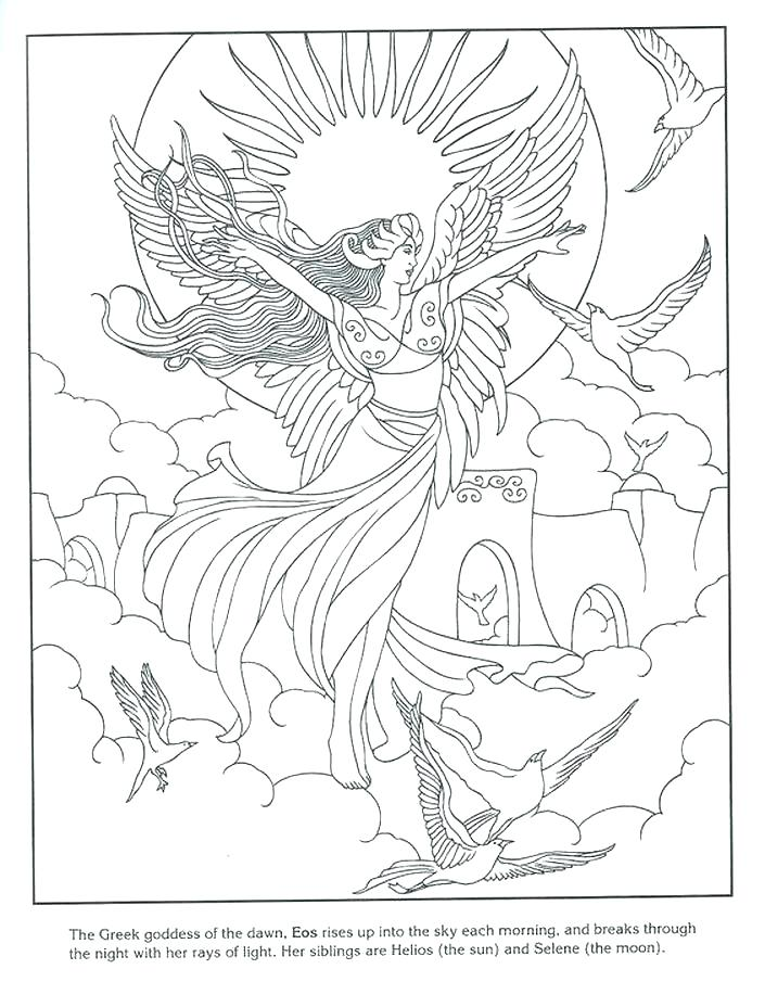 705x905 Anime Angel Coloring Pages Anime Angel Coloring Pages Angel