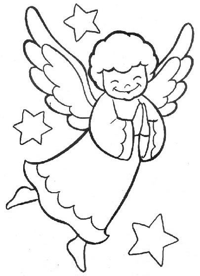 405x560 Angels Coloring Pages Angel, Embroidery And Punch