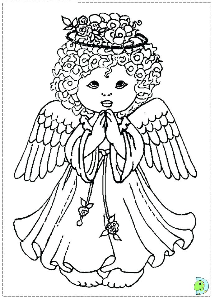 691x960 Angels Coloring Pages Printable Angel Coloring Pages Coloring Me