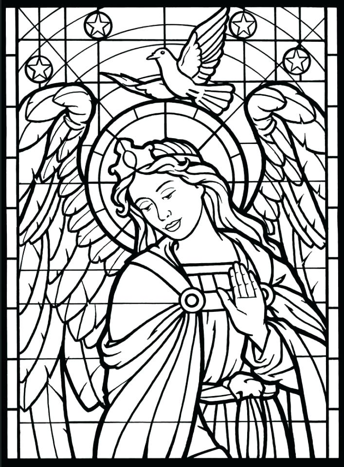 707x960 Angels Coloring Pages Angels Coloring Pages Angel Coloring Pages