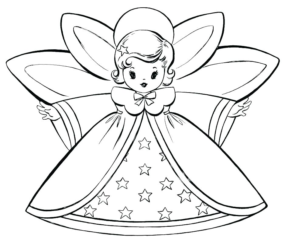 948x795 Guardian Angel Coloring Page Guardian Angel Coloring Page Free