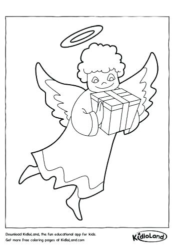 350x495 Guardian Angel Coloring Pages Guardian Angel Coloring Page Angel