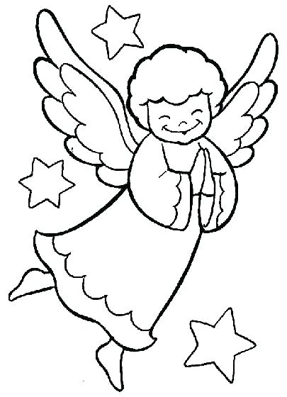 405x560 Angel Colouring Pages Printable Angel Coloring Pages Printable