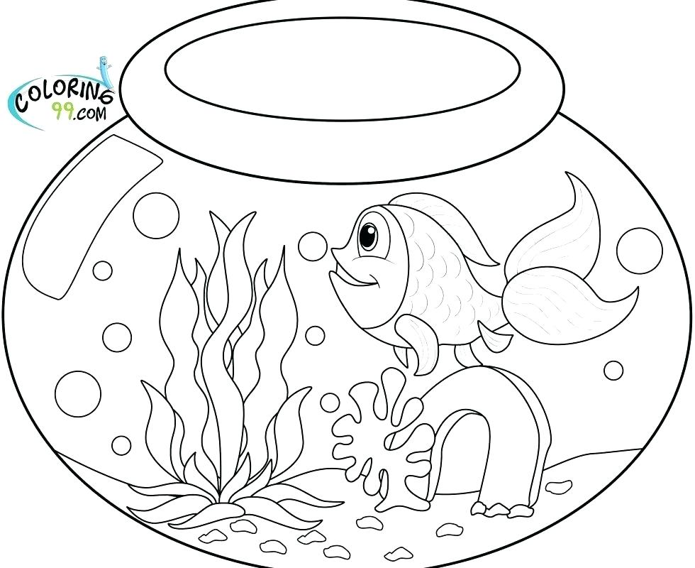 980x800 Angel Fish Coloring Page Goldfish Coloring Pages Luxury Goldfish