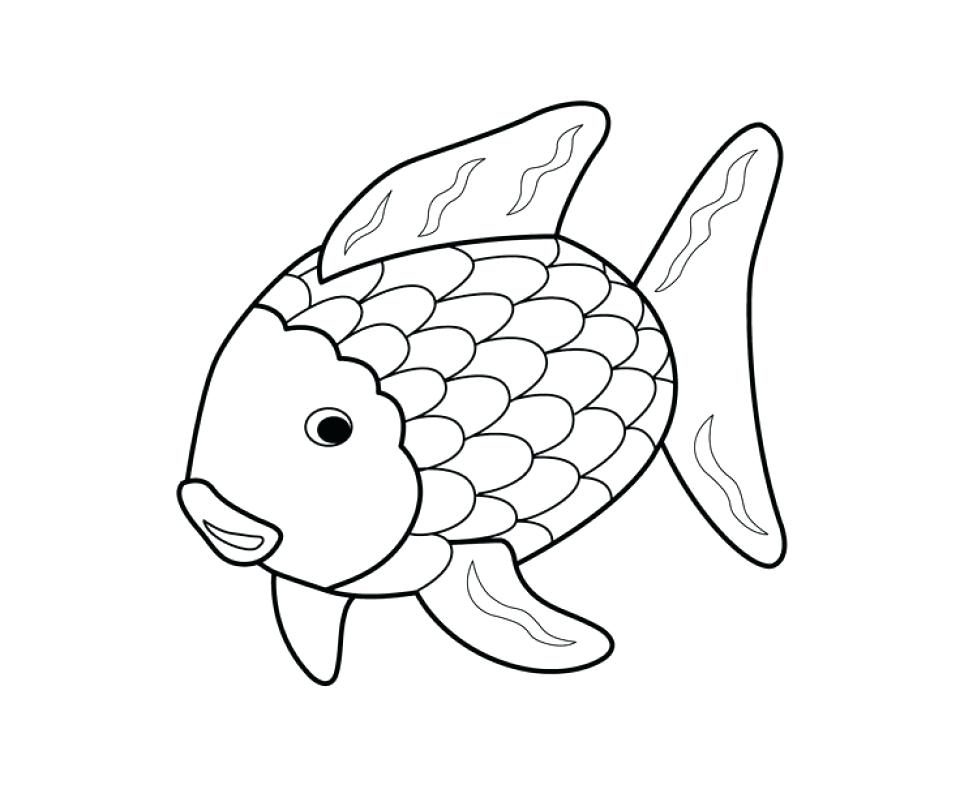 960x789 Angel Fish Coloring Page Rainbow Fish Coloring Pages Free Angel