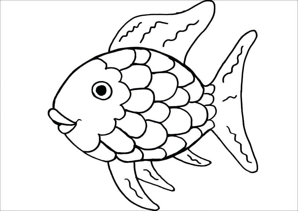 1024x724 Beautiful Fish Hooks Coloring Pages To Print Angel Fish Coloring